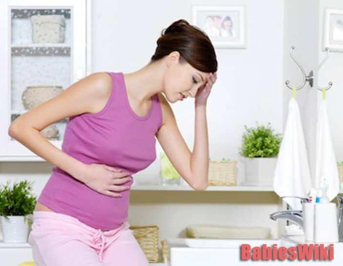 Early pregnancy symptoms