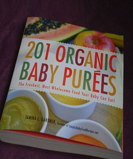 201-Organic-Baby-Purees - best baby food cookbook