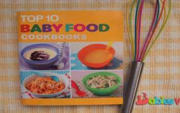 Best Baby Food Cookbook