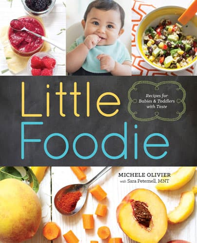 Little Foodie- Baby Food Recipes for Babies and Toddlers with Taste