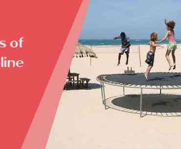 Top 10 Benefits of Trampoline For Kids