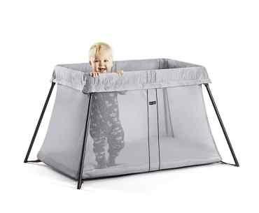 BABYBJORN Travel Crib Light Review