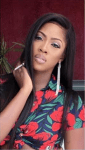 Check Out Tiwa Savage's Style For A Music Video Shoot
