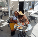 Monalisa Chinda Share Vacation Photos With Hubby