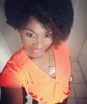 Uche Jombo is so Grateful for Natural Hair