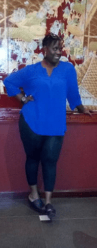 Comedienne Lepacious Bose Show Off Incredible Weightloss