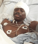 Julius Agwu Share A Message of Gratitude A Year After His Brain Surgery