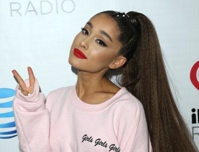 Ariana Grande ,New Face of Givenchy