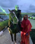 Check out IK Osakioduwa's 40th Game of thrones themed party