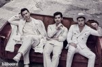 Jonas Brothers Third Album,Happiness Begins, No 1 on the Billboard 200