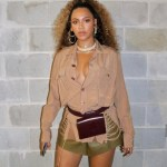 Check out Beyonce style today