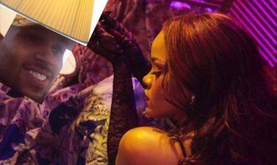 Chris Brown Rihanna