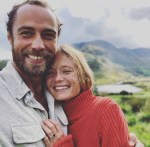 James Middleton is engaged to Alizee Thevenet