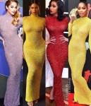 Who wore it better : Jasmine Sanders, Beyonce, Cardi B, Keke Palmer