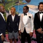 Jay Z, Kanye West, Diddy, Pharrell Williams