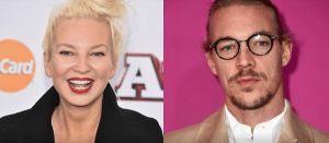Sia and Diplo