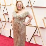 Rebel Wilson show off weightloss at the 2020 Oscars