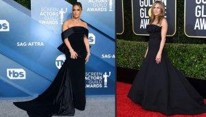 Jennifer Lopez and Jennifer Aniston