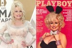 Dolly Parton,74 says she plans to be on the cover of Playboy
