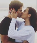 Demi Lovato is engaged to Max Ehrich