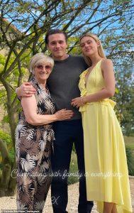 Victoria Beckham share photos from son,Brooklyn Beckham's engagement