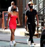 Chris Rock and daughter take a stroll in Manhattan