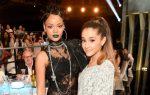 Ariana Grande begs Rihanna to release her album