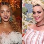 Beyonce sends Katy Perry flowers to celebrate daughter, Daisy Dove Bloom