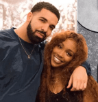 SZA clarifies Drake 08' dating remark