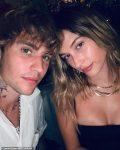 Justin Bieber and Hailey Baldwin Hot Date Night