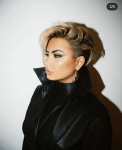 Demi Lovato's new pixie cut is everything!