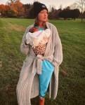 Proud mum :Gigi Hadid dons 'Mama' shirt