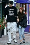 Megan Fox Spotted with Machine Gun Kelly