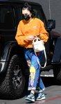 Jessie J's cute style in LA