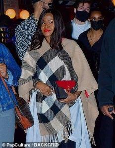 Rihanna's mum Monica