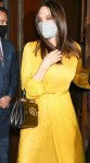 Angelina Jolie look cute in yellow for her 46th birthday