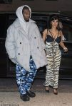 Cardi B put her curves on display for dinner with Offset
