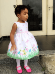 Check Out Flavour & Anna Banner's Cute Daughter
