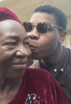 Star Wars Actor,John Boyega Share Photos With His Family In Nigeria