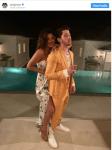 Nick Jonas share honeymoon photos