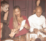 Beyonce Gets Memes For Placing an Order