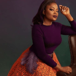 Funke Akindele As ThisDay Style Cover Girl