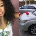 IG user call out BBNaija's Princess For claiming someone bought her a car