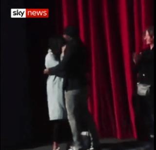 Idris Elba Proposes to Model Girlfriend,Sabrina Dhowre