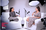 "Kim Kardashian Discuss ""eating disorder joke"" and daughter,Chicago"