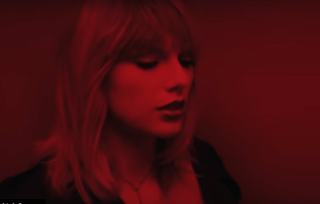 Taylor Swift & Zayn Music 'I Don't Wanna Live Forever' Video