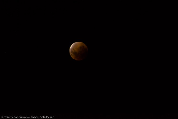Eclipse de lune 31/01/2018