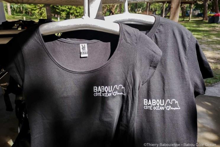 Les tee-shirts de Babou Côté Océan à Hienghène | Nouvelle Calédonie