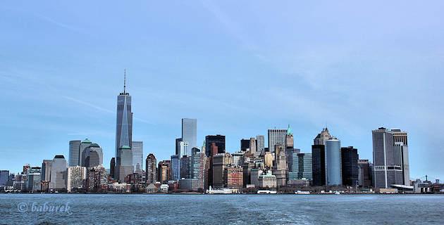 New York City - Manhattan Skyline