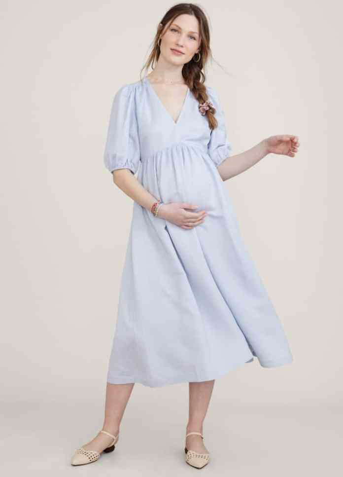 The Nikki Maternity Dress